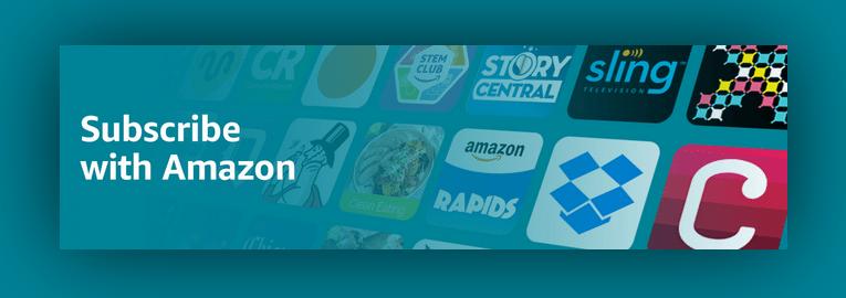 amazon subscribe banner