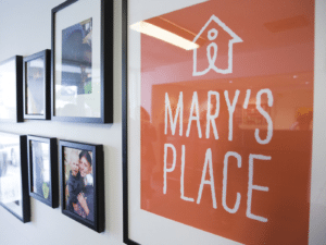 marys place seattle amazon homeless shelter