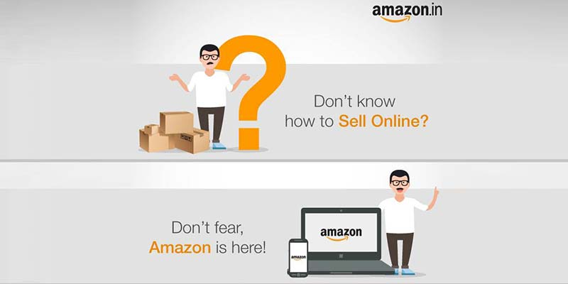 Sell Online With Amazon India