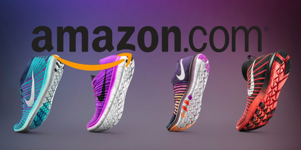 Amazon and Nike Fight Counterfeits