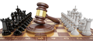 chess board amazon law gavel