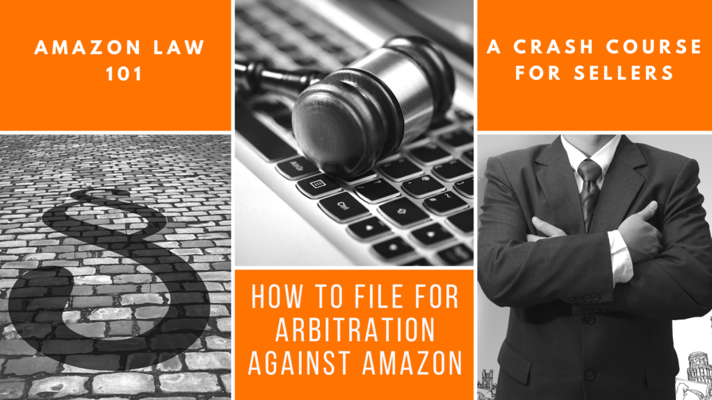 how to file for arbitration against amazon