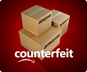 amazon counterfeit product boxes